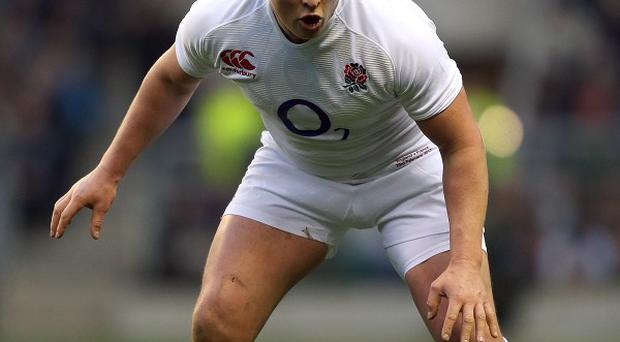 Dylan Hartley, pictured, beat Rory Best to a place in the British and Irish Lions squad