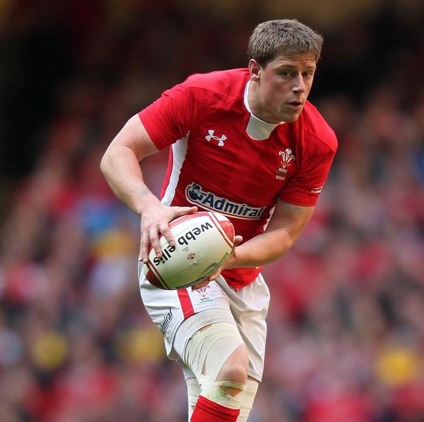 Rhys Priestland is set to return to international rugby