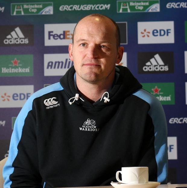 Gregor Townsend has made nine personnel changes for the clash with Connacht