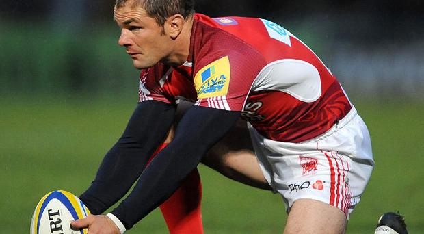 Gordon Ross wants London Welsh to bow out of the Aviva Premiership with a win