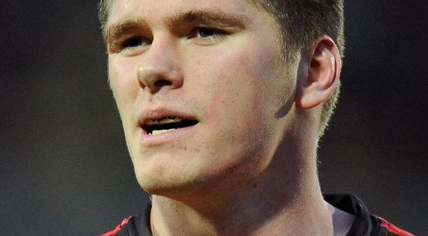 Owen Farrell finished with a 13-point haul