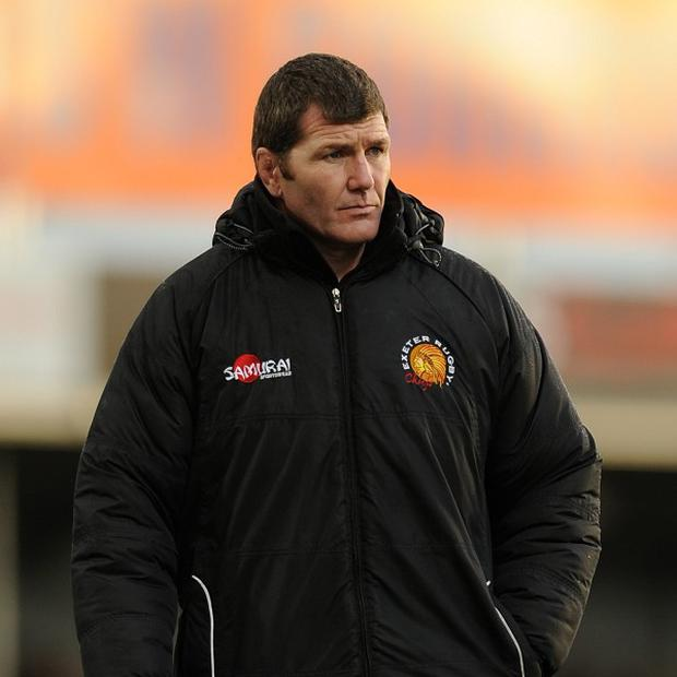 Rob Baxter insists Heineken Cup qualification is a 'big boost' to Exeter's future.