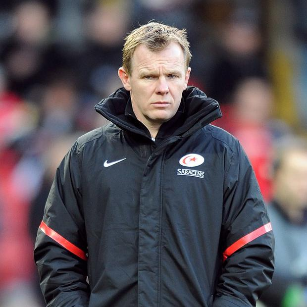Mark McCall was thrilled with how Saracens bounced back from defeat to Toulon