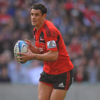 Dan Carter kicked 15 points as the Crusaders brought the Brumbies' unbeaten run to an end