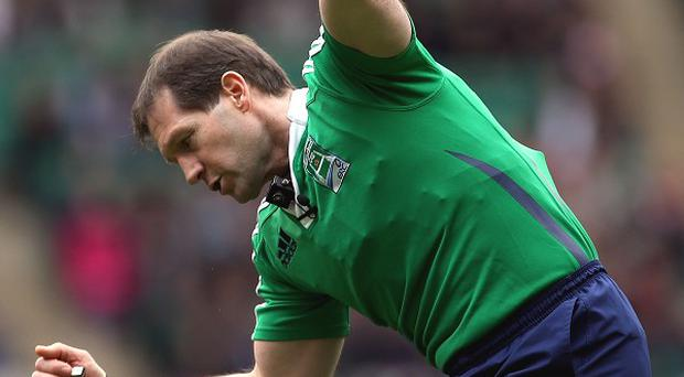 The Heineken Cup final between Clermont Auvergne and Toulon will be refereed by Alain Rolland