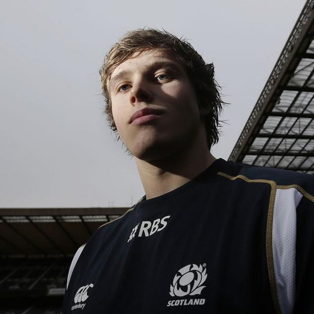 Jonny Gray has agreed a deal with Glasgow
