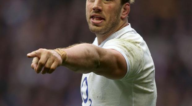 Chris Robshaw will have to fight for his England spot