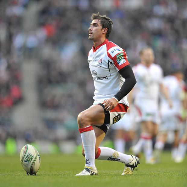 Ulster's Ruan Pienaar helped himself to 13 points