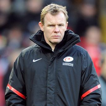 Mark McCall hopes Saracens can continue their impressive home form against Northampton
