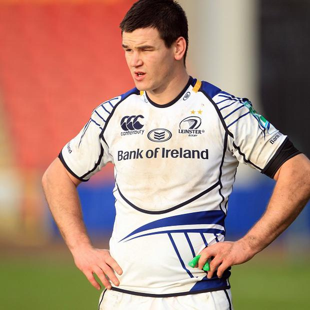 Jonathan Sexton kicked 12 points for Leinster