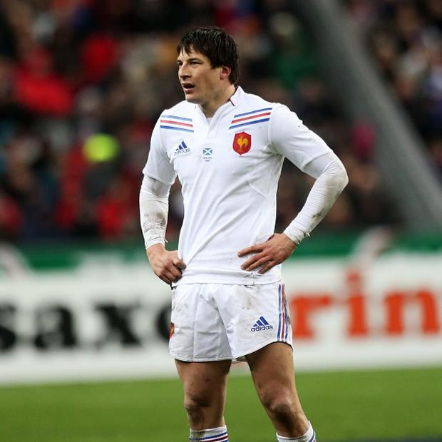 Francois Trinh-Duc has been rested for France's tour of New Zealand 'after a long season'