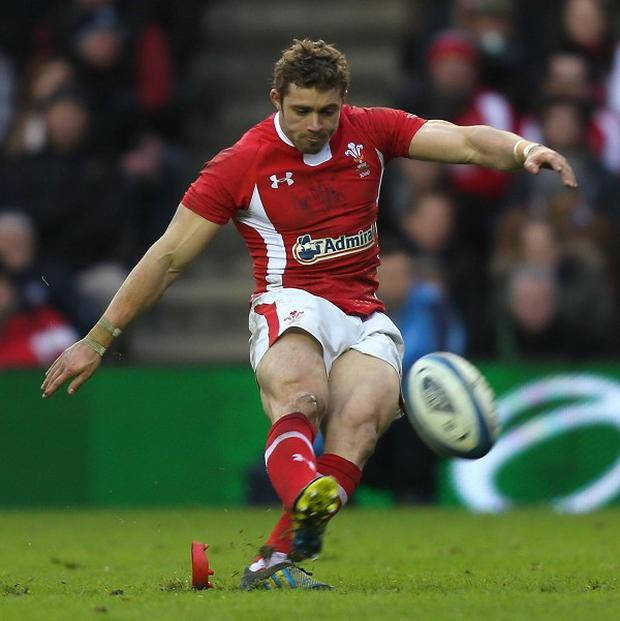 Leigh Halfpenny is determined to experience a more succesful Lions tour