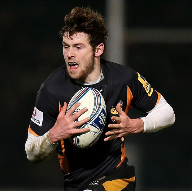 Elliot Daly is one of three uncapped players in the squad