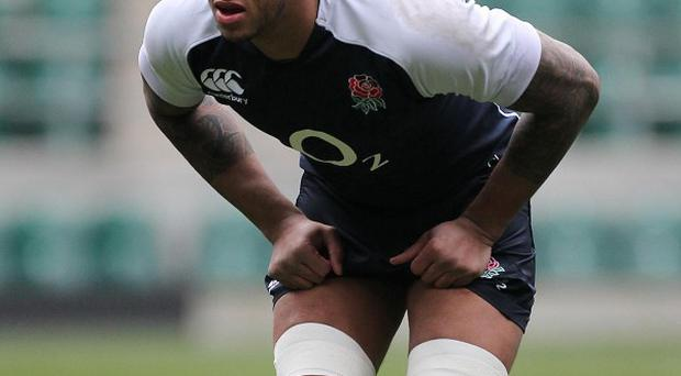 Courtney Lawes is relishing the chance of playing for England again