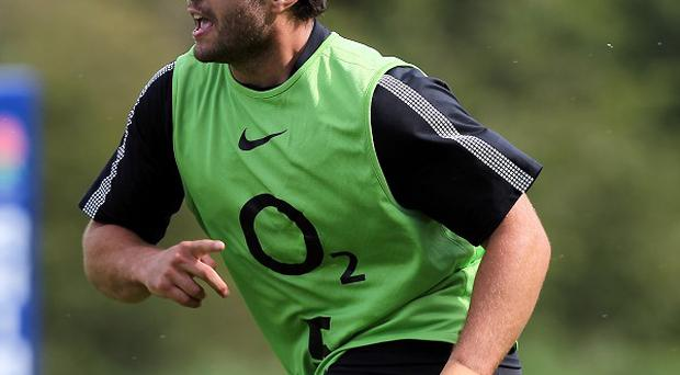 Alex Corbisiero is enjoying his rugby after a long injury lay-off
