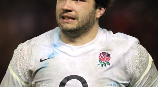 Alex Corbisiero was considered to be unforunate to miss out on the original squad