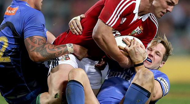 The British and Irish Lion eased to victory over Western Force