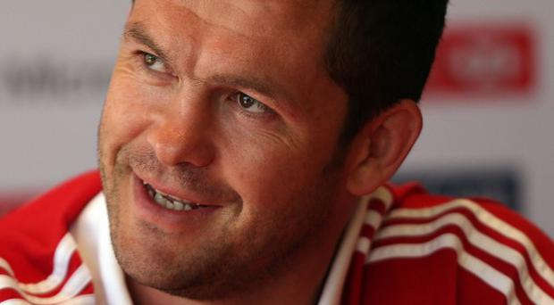 Andy Farrell says the Lions 'are not paranoid'