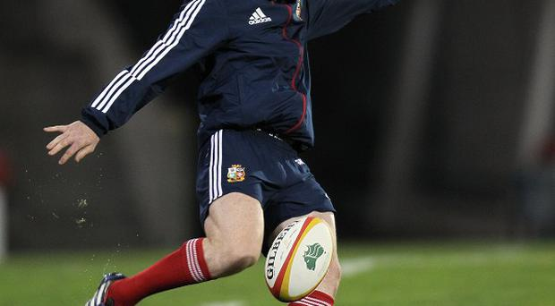 Stuart Hogg has an opportunity to impress against a Combined Country XV