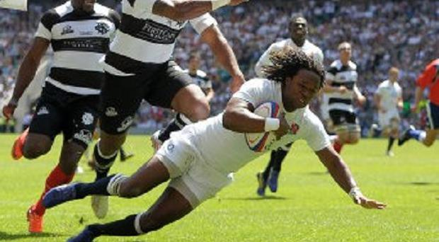 England have high hopes for Marland Yarde