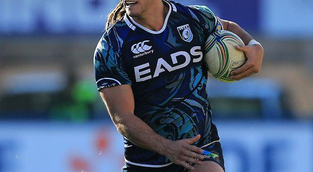 Cardiff Blues flanker Josh Navidi has been selected to make his Wales debut