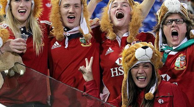 More than 50,000 'lion-hunting pith helmets' have been produced in a bid to combat inevitable masses of Lions fans