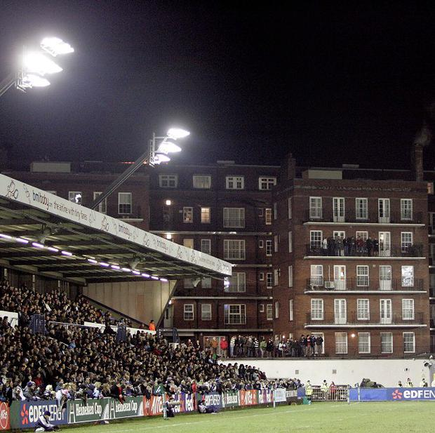 Several fixtures at Cardiff Arms Park were affected by the weather last season
