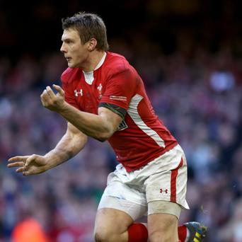 Dan Biggar has so far been ignored by the British and Irish Lions