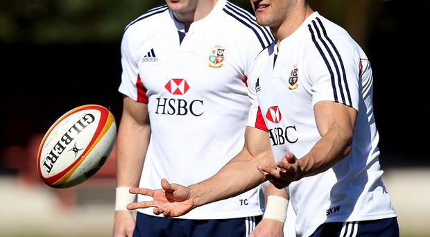 The first Test between the Lions and Australia takes place on June 22