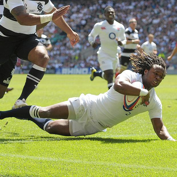 Marland Yarde moved to England with his parents when he was nine