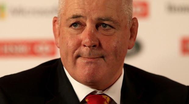Warren Gatland is concerned about the numerous injuries his squad has picked up