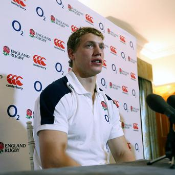 Billy Twelvetrees thought he had been dropped for England's forthcoming Test against Argentina