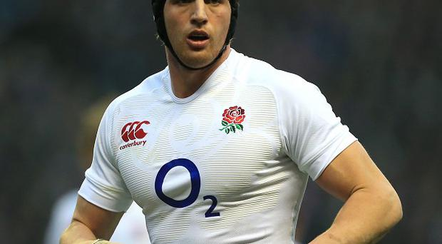 Tom Wood expects another tought Test match in Argentina