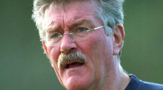 Bob Dwyer, pictured, criticised British and Irish Lions coach Warren Gatland