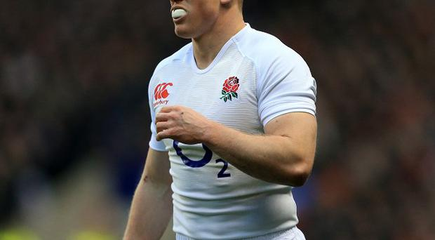 Chris Ashton is not part of the England squad touring Argentina currently