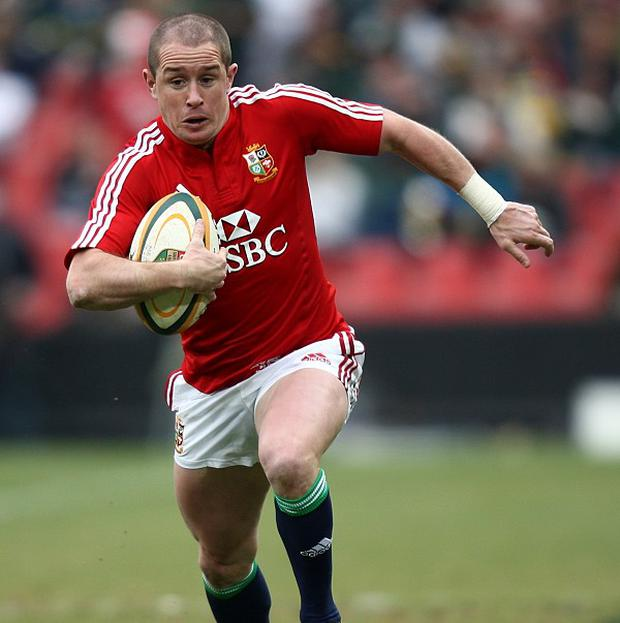 Shane Williams will feature for the Lions on Tuesday against Brumbies