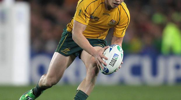 James O'Connor will act as the Wallabies' chief playmaker against the Lions