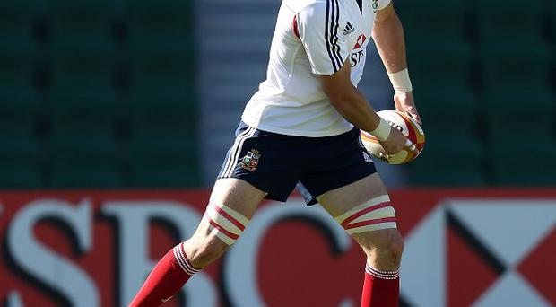 Tom Croft will be fit to start for the British and Irish Lions in the first Test against Australia