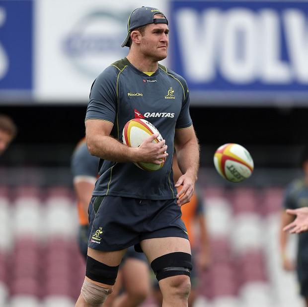 James Horwill knows the Lions will come at Australia with all guns blazing
