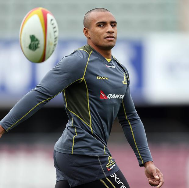 Will Genia will look to keep Australia ticking over at scrum-half against the Lions