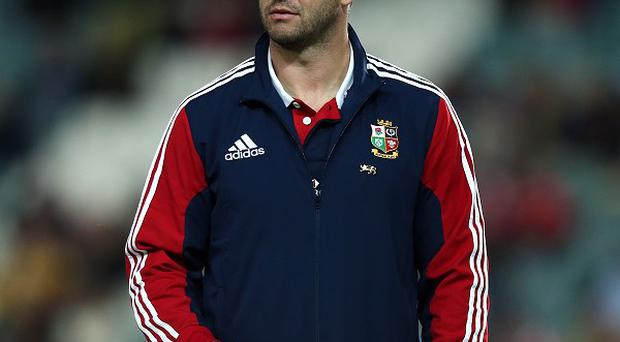Andy Farrell is confident the Lions' experience will count for a lot against Australia