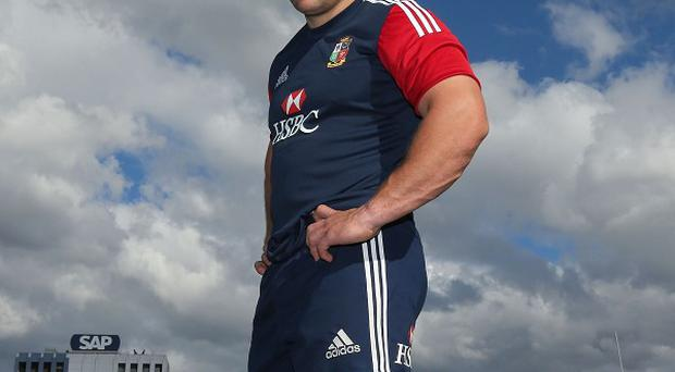 Tom Youngs is looking forward to lining up for the Lions against the Wallabies