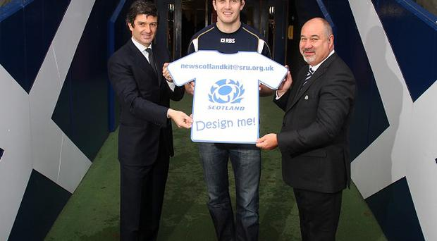 The Scottish Rugby Union have a huge sponsorship deal with Macron