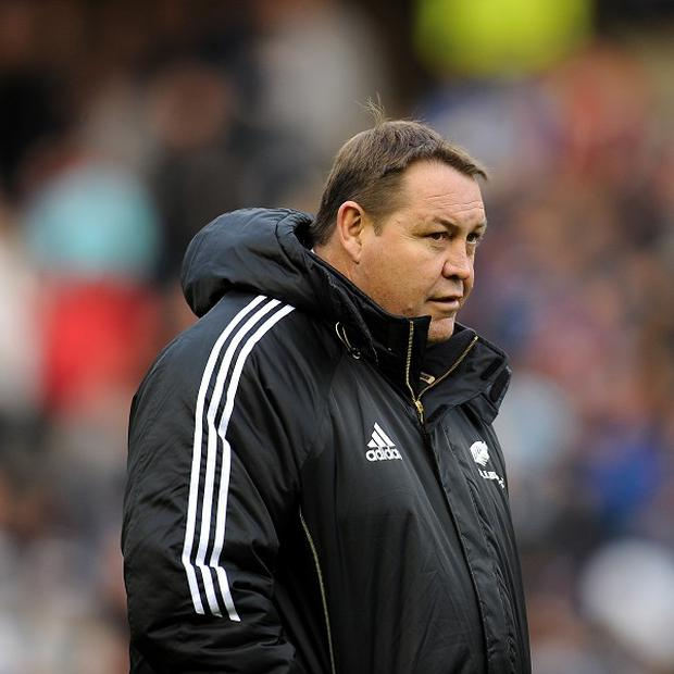 Steve Hansen is attempting to change the All Blacks' style