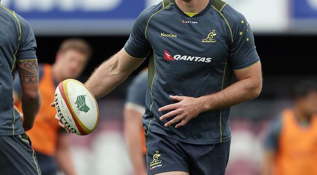 James Horwill, pictured, faced a disciplinary hearing for an incident involving lock Alun-Wyn Jones