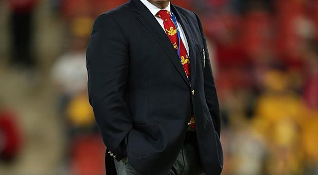 Warren Gatland maintains the British and Irish Lions will keep focus in Australia