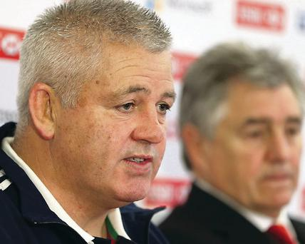 Lions coach Warren Gatland reflects on his side's dramatic victory in Brisbane