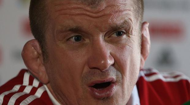 Graham Rowntree, pictured, wants Paul O'Connell to remain with the Lions