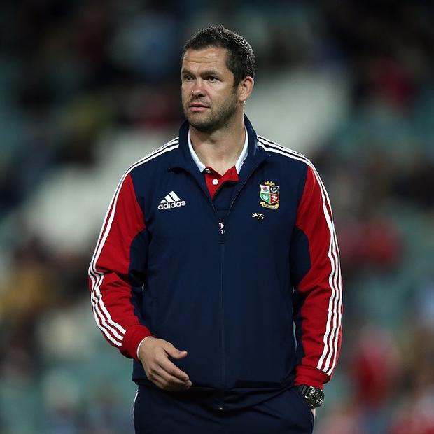 Andy Farrell has reiterated the importance of Saturday's showdown between the Lions and Australia
