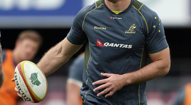 James Horwill faces an anxious wait
